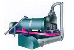 转筒干燥器
